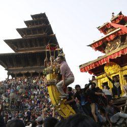 Bisket Jatra Bhaktapur