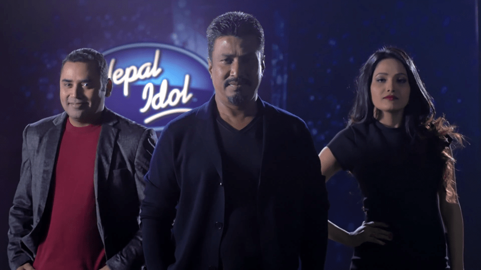 Nhyoo Barjracharya Kali Prasad Baskota Indira Joshi To Judge Nepal Idol