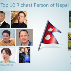 Top 10 Richest Person of Nepal - Rich Nepali People
