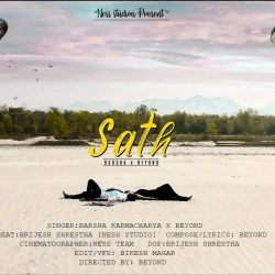 BARSHA Karmacharya and BEYOND SAATH Lyrics