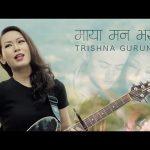 TRISHNA GURUNG Maya Maan Bhari Lyrics